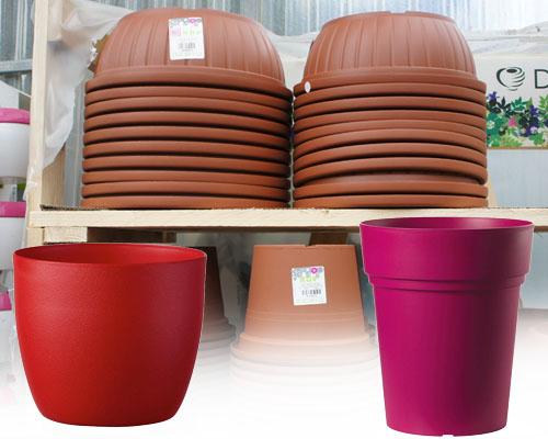 Oasifioritavivai a lecce vendita di vasi da giardino e for Vendita vasi plastica